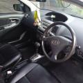 Toyota Vios 2005 Matic, Hitam Metalik, Pemakai Perempuan, Istimewa.