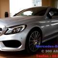 Promo Ready Stock Mercedes-Benz C 300 AMG Coupe 2016 Diskon Terbaik | Dealer Resmi