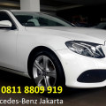 Mercedes-Benz Best Offer E250 Putih 2018 Promo Kredit Tdp20%