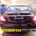 Mercedes-Benz Best Offer E250 Avantgarde 2018 Promo Kredit Tdp 20%