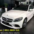 Mercedes-Benz Best Offer C300AMG Facelift 2019 Promo Kredit Dp20%