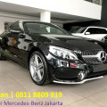 Mercedes-Benz Best Offer C200 Coupe AMG 2018 Promo Kredit Tdp 20%