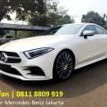 Mercedes-Benz CLS350 AMG Facelift 2018 Promo Kredit Tdp20%