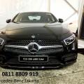 Mercedes-Benz New CLS350 AMG Facelift 2018 Hitam Best Price
