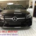 Mercedes-Benz New C300 AMG Facelift Hitam Best Deal