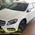 Promo Terbaru Mercedes Benz GLA200 AMG Putih 2019