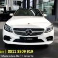 Promo Terbaru Mercedes Benz C300 AMG Putih 2019