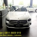 Promo Terbaru Mercedes Benz B200 Putih 2019