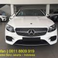 Promo Terbaru Mercedes Benz E300 Coupe Putih 2019