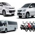 Rental motor/mobil pangkalpinang
