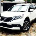 Honda CRV 2.0 Automatic Thn 2010 Warna Putih MODIF ISTIMEWA