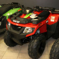 Motor Atv Arctic Cat Alterra 90
