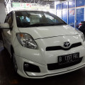 Toyota Yaris S Limited TRD AT thn 2012 mulus
