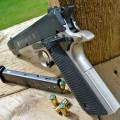 Senjata Hampa Blankgun FN 1911
