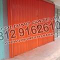 081291626108 (JBS) , Folding Gate Besi Poris, Supplier Folding Gate Poris, Agen Folding Gate Poris,