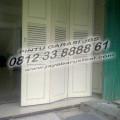 021 5983 652 (JBS)Pintu Garasi Besi, Pintu Gebyok, Pintu Garasi Wina