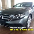 [Info Harga Mercedes Benz] type All new E250 Avangarde  NIk 2016 |Ready Stok|