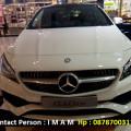 Harga Terbaik Mercedes Benz CLA 200 AMG |polar white | Ready stok
