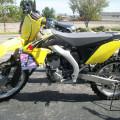 Trail Suzuki RM-Z250cc