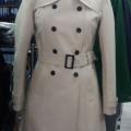 ZARA Woman Over Coat/Long Coat