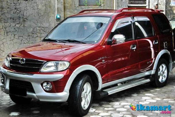 Daihatsu Taruna OXXY FGX 15cc Thn 2005 MERAH