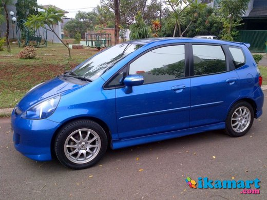 jual honda jazz vtec 2007 manual mmc top gread
