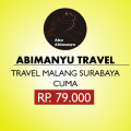 Travel Malang Surabaya PP - Abimanyu Travel