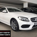 Ready Stock Mercedes Benz C 200 AMG 2018 Indonesia