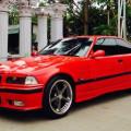 BMW E36 320i Thn 1995 Warna Merah 2000cc Automatic