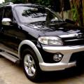 Daihatsu Taruna Oxxy 1.5 CSX 4WD Thn 2005 Warna Hitam