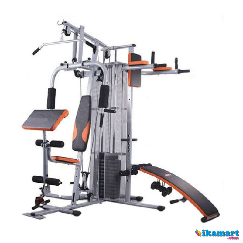 Home Gym Bekas: Alat Fitness Homegym 3 Sisi F 3640, Dilengkapi Sit Up