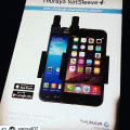 Thuraya Satsleeve+ (Android+Iphone) (include Perdana+20 Unit Pulsa)