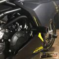 frame slider agna Honda CBR 250RR