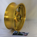 Velg Delkevic belakang gold 5 inch