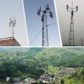 repeater indor gsm 980  kantor ruko pabrik pertambangan hutan