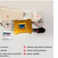 900Mhz (2G / GSM) dan 2100Mhz (3G & 4G / WCDMA)