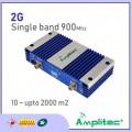 Amplitec Penguat Sinyal 3G+4G / 1800+2100Mhz