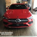 Jual Mercedes Benz CLA 200 AMG Line tahun 2019
