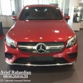 Jual Mercedes Benz GLC 300 Coupe AMG Line tahun 2019