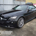 Jual New Mercedes Benz C 200 Cabriolet AMG Line tahun 2020