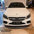 Harga New Mercedes Benz C 300 Coupe AMG Line nik 2020