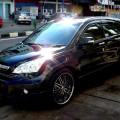 Honda CRV 2.0 Thn 2010 Warna Hitam ISTIMEWA