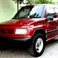 Suzuki Sidekick 1.6 Thn 1995 Warna Merah Metalik