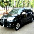 Toyota Rush G 1.5 MT Thn 2010 Warna Hitam