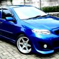 Toyota Vios G 1.5 Thn 2005 Modif Istimewa