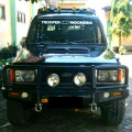 Chevrolet Trooper 4x4 2.3cc Thn 1995 Bensin