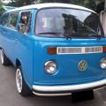 VW Combi Jerman 1.6 Thn 1975 Warna Biru Istimewa