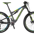 2017 Scott Genius 710 Plus Mountain Bike (ARIZASPORT)