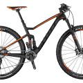 2017 Scott Spark 710 Mountain Bike (ARIZASPORT)