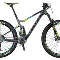 2017 Scott Spark 710 Plus Mountain Bike (ARIZASPORT)